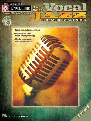 Jazz Play-Along Volume 130 by Hal Leonard Publishing Corporation image