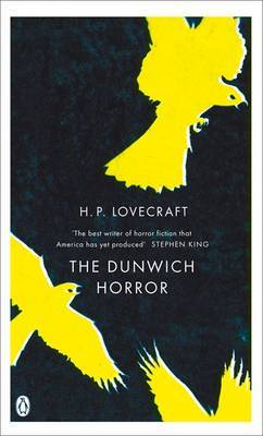The Dunwich Horror: and Other Stories by H.P. Lovecraft image