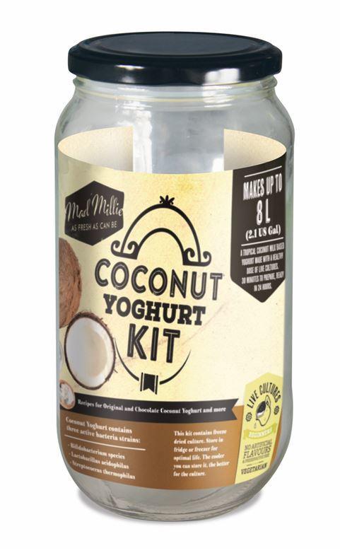 Mad Millie Coconut Yoghurt Jar