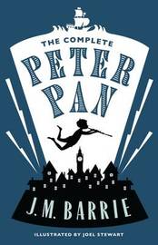 The Complete Peter Pan by J.M.Barrie image
