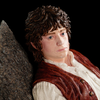The Hobbit: Frodo Baggins - Miniature Figure image