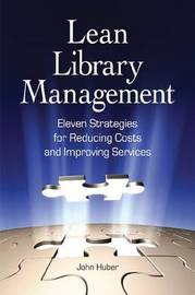 Lean Library Management by John Huber