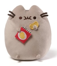 Pusheen the Cat: Pusheen Potato Chips Plush (24cm)