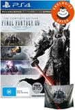 Final Fantasy XIV: Complete Edition + Banner for PS4