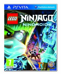 LEGO Ninjago Droids for PlayStation Vita
