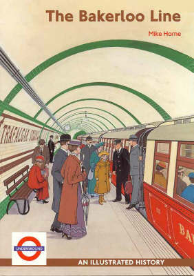 The Bakerloo Line by Mike Horne image