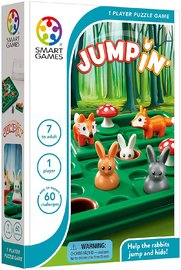 Smart Games: Jump'In - Puzzle Game