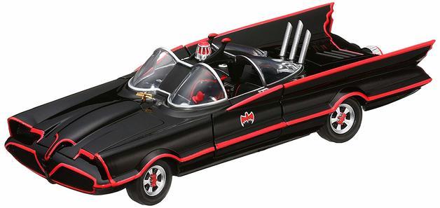 Movie Revo No.005: Batmobile 1966