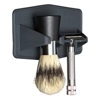 THE MAVERICK - Razor & Brush Holder | Charcoal