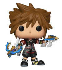 Kingdom Hearts 3 - Sora (Dual Blasters) Pop! Vinyl Figure