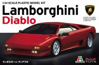 1/24 Lamborghini Diablo Japanese Ver. - Model Kit