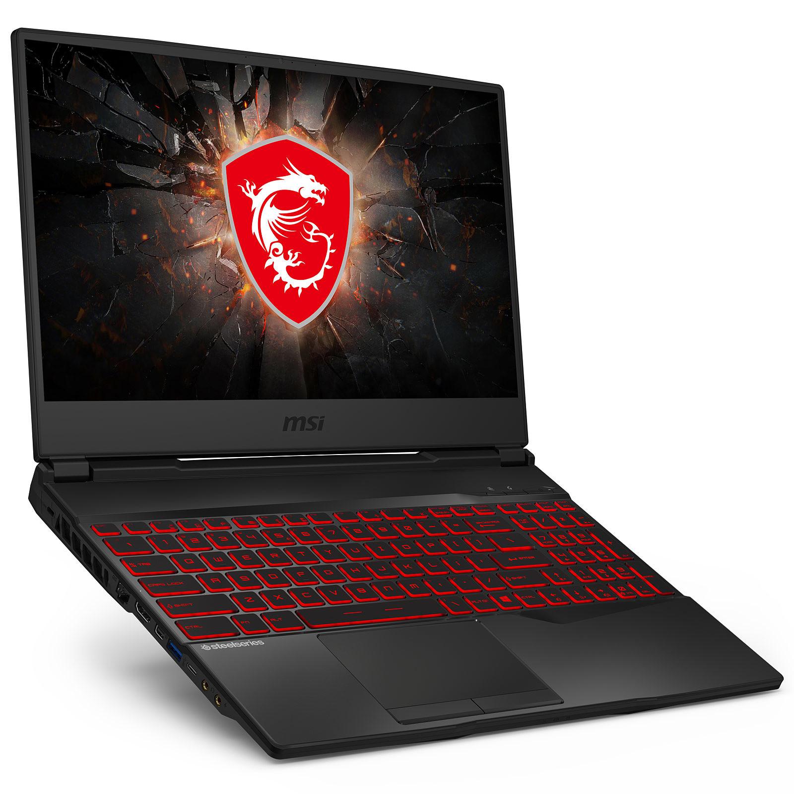 """MSI 15.6"""" GL65 9SE i7 Gaming Laptop i7-9750H, 16GB RAM, RTX 2060 image"""