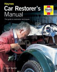 Car Restorer's Manual by Lionel Baxter image
