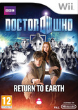 Doctor Who Return To Earth for Nintendo Wii
