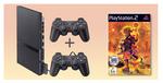 Console Bundle Jak 3 PS2 Console + Jak 3 game for PlayStation 2