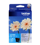 Brother Ink Cartridge LC39C (Cyan)