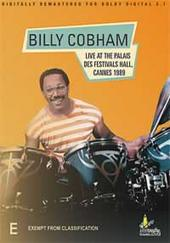 Billy Cobham Live In Cannes on DVD