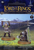 The Lord of the Rings Dwarf Vault Warden Team