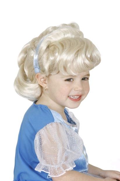 Disney Princess Cinderella Wig
