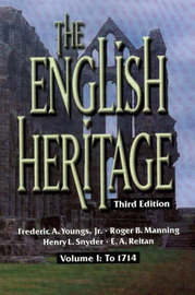 The English Heritage: v. 1 image