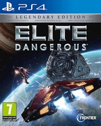 Elite Dangerous Legendary Edition for PS4