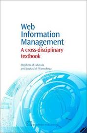 Web Information Management by Stephen M Mutula image