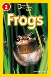 Frogs by Elizabeth Carney