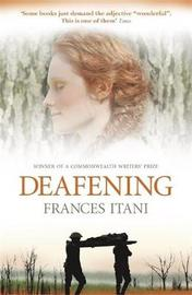 Deafening by Frances Itani image