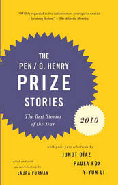 Pen/O. Henry Prize Stories 2010 image