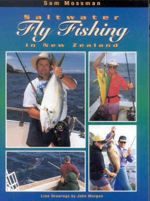 Saltwater Fly Fishing in New Zealand by Sam Mossman