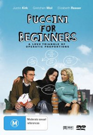 Puccini For Beginners DVD image