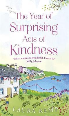 The Year of Surprising Acts of Kindness by Laura Kemp image