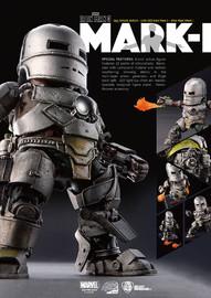 Marvel: Iron Man (Mark I) - Egg Attack Action Figure