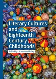 Literary Cultures and Eighteenth-Century Childhoods image