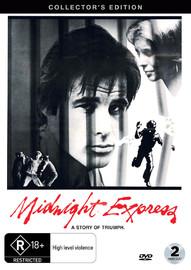 Midnight Express on DVD
