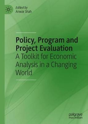 Policy, Program and Project Evaluation