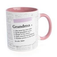 Coffee Mug - Grandma Definition
