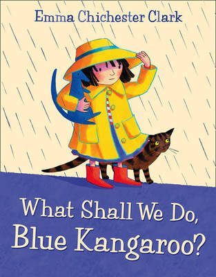 What Shall We Do, Blue Kangaroo? by Emma Chichester Clark image