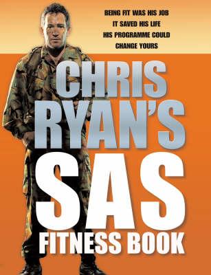 Chris Ryan's SAS Fitness Book by Chris Ryan image