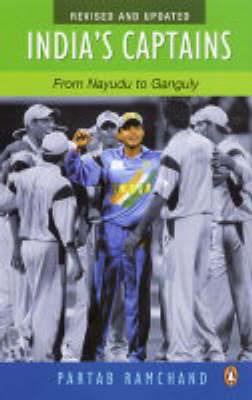 India's Captain by Partab Ramchand