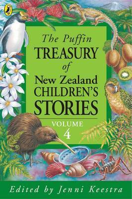 The Puffin Treasury of New Zealand Children's Stories: Volume 4