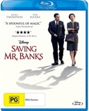 Saving Mr Banks on Blu-ray