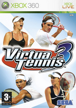 Virtua Tennis 3 for X360