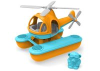 Green Toys Sea Copter - Orange