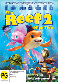 Reef 2 on DVD