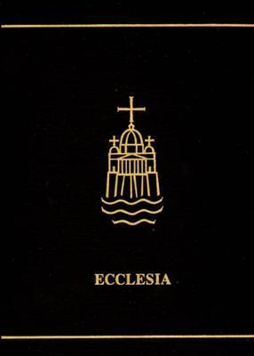 Ecclesia by Christopher O'Donnell