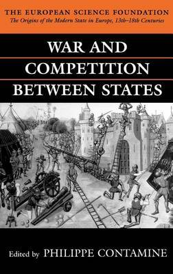 War and Competition between States