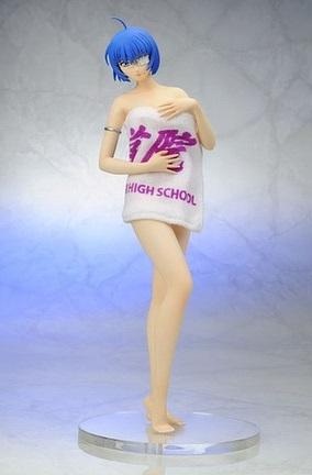 R18 Ikki Tousen: Ryomou Shimei Bath Towel Ver