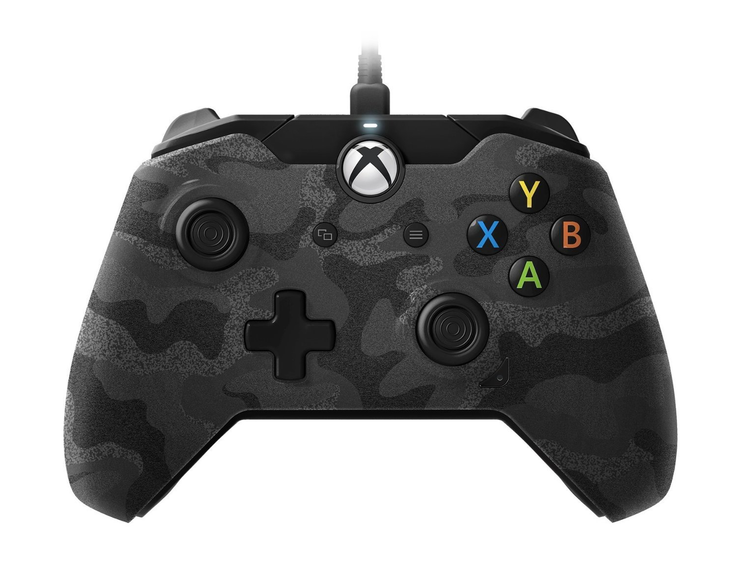 PDP Wired Controller - Camo Black | Xbox One | Pre-Order Now | at ...