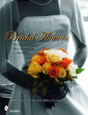 Bridal Flowers by Ginny Parfitt